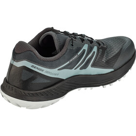Salomon Sense Escape 2 Shoes Herren ebony/stormy weather/pearl blue
